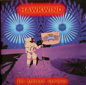 Hawkwind / In Your Area