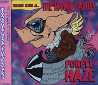 HAWK FAIRIES / PURPLE HAZE (TWINK TWK CD5) (96)