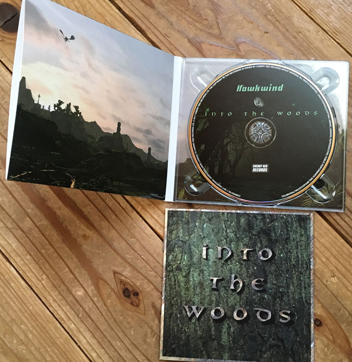 Hawkwind / INTO THE WOODS