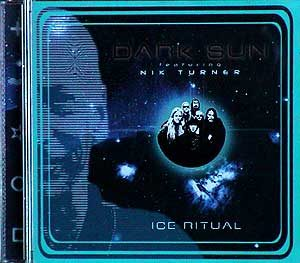 "DARK SUN ""ICE RITUAL"" CD"