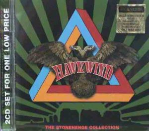 "HAWKWIND ""THE STONEHENGE COLLECTION"""