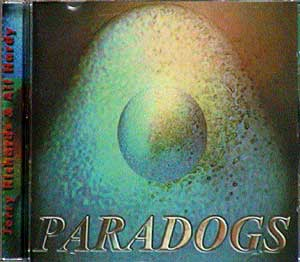 paradogs CD cover