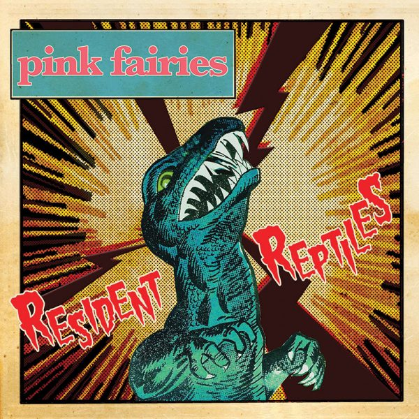 PINK FARIES / RESIDENT REPTILES