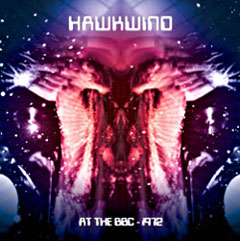 HAWKWIND - AT THE BBC -1972