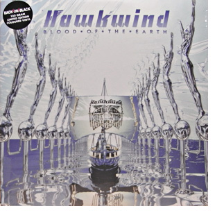 Hawkwind - Blood Of The Earth 2LP