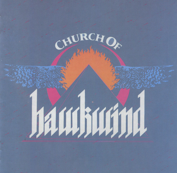 CHURCH OF HAWKWIND GRIFFIN CD