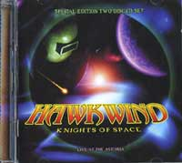 Hawkwind / Knights Of Space CD