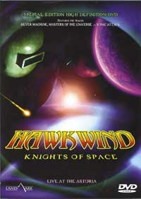 Hawkwind / Knights Of Space DVD