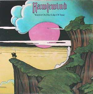Hawkwind / WARRIOR ON THE EDGE OF TIME