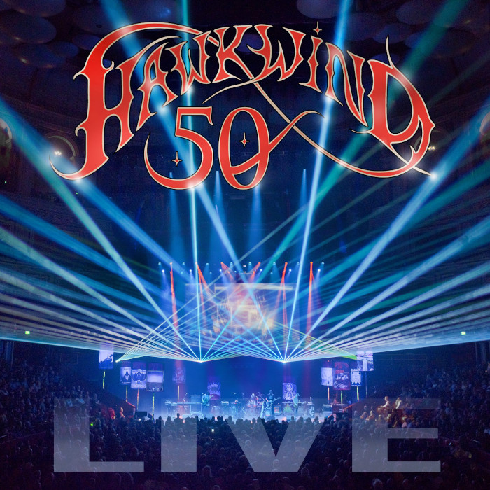 Hawkwind/50th Anniversary Live 2CD Edition