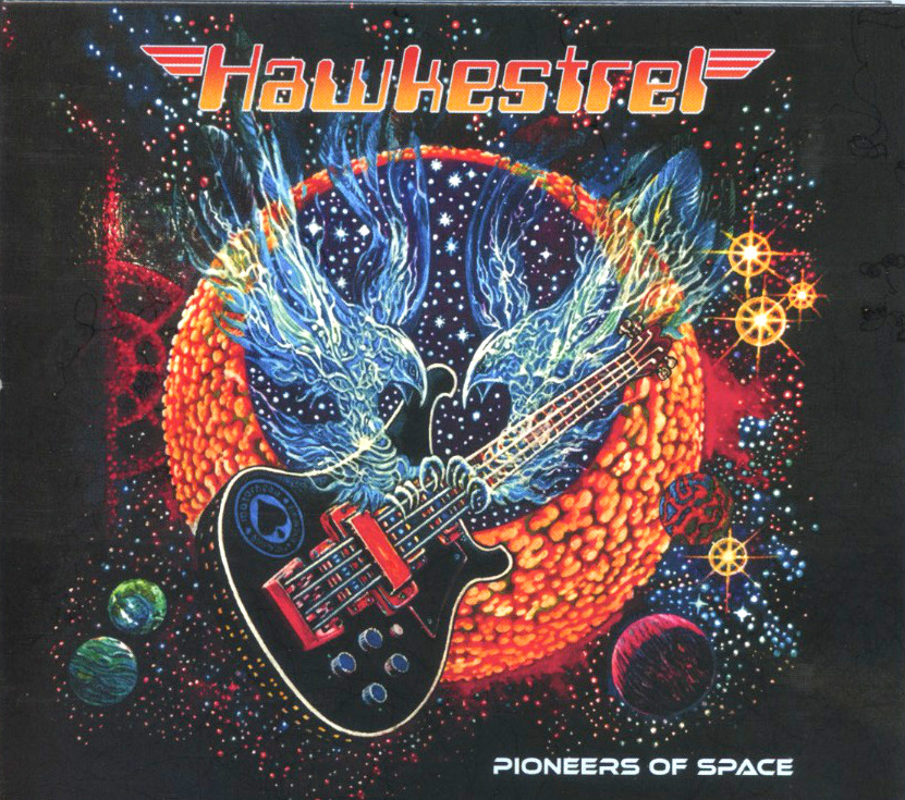 Hawkestrel / Pioneers Of Space