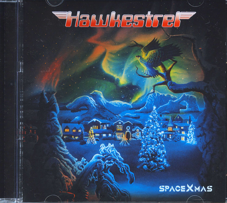 HAWKESTREL / SPACEXMAS