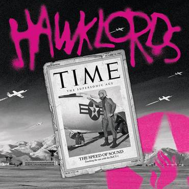 Hawklords / Time
